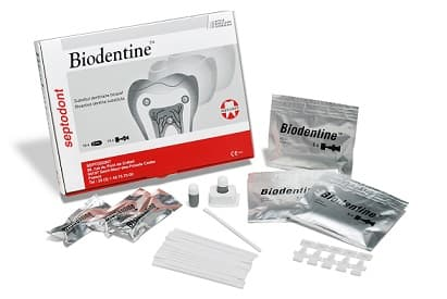 пломбировочный материал biodentine septodont (биодентин септодонт), 15+15 фото 6