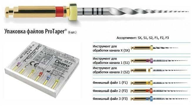 ProTaper Universal