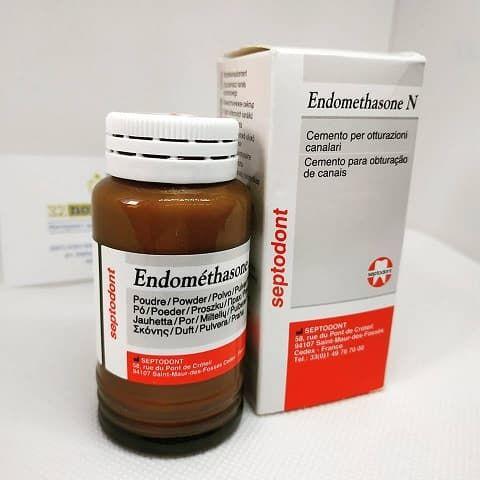 эндометазон n (endomethasone n) пломбировочный материал для корневых каналов фото 9