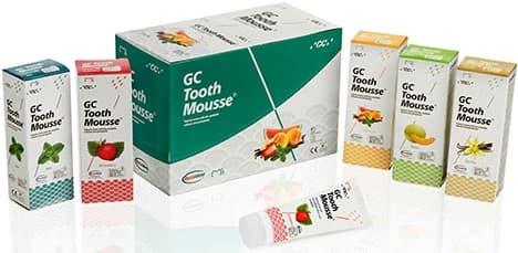 тус муcс паста для чувствительных зубов tooth mousse фото 6