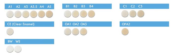 эстелайт фотополимер шприц 3,8гр фото 6