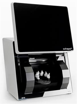 3d сканер dental scanner 3shape (3д дентал сканер 3шейп) d500/d700/d800/d900 фото 6