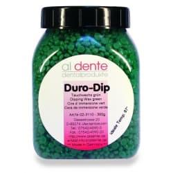 Воск погружной DURO-DIP, зеленый, 300 г (02-3110)