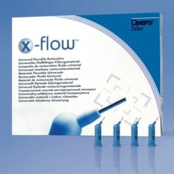 x flow Dentsply