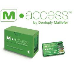 К-файлы M-Access 25мм