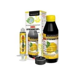 Лимонная Кислота 40% (CITRIC ACID)