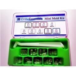 Набор силиконовых форм Mini Mold Kit