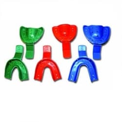 Ложка для слепков пластмассовая, J-Dental