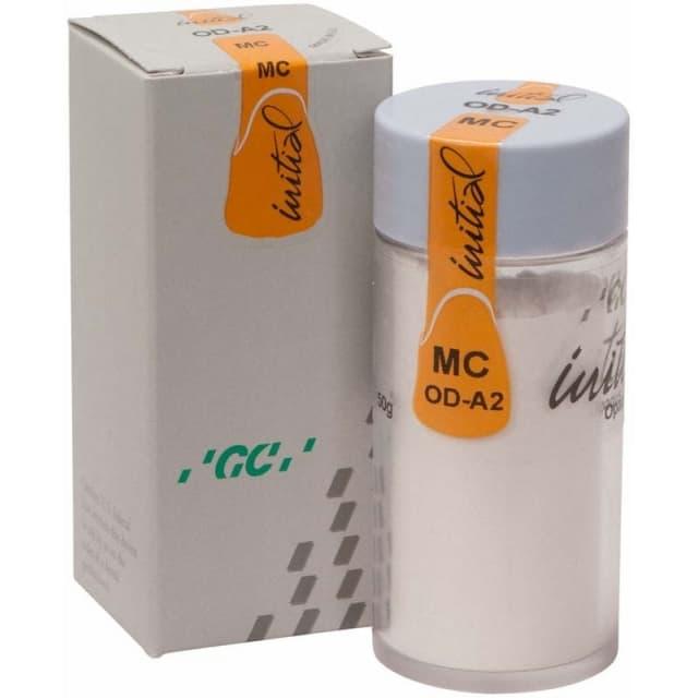 initial mc opaque dentin gc металлокерамика (джиси инишал mс опак дентин), 50г фото 4