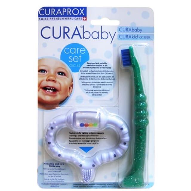 curababy 5460 зубная щеткa