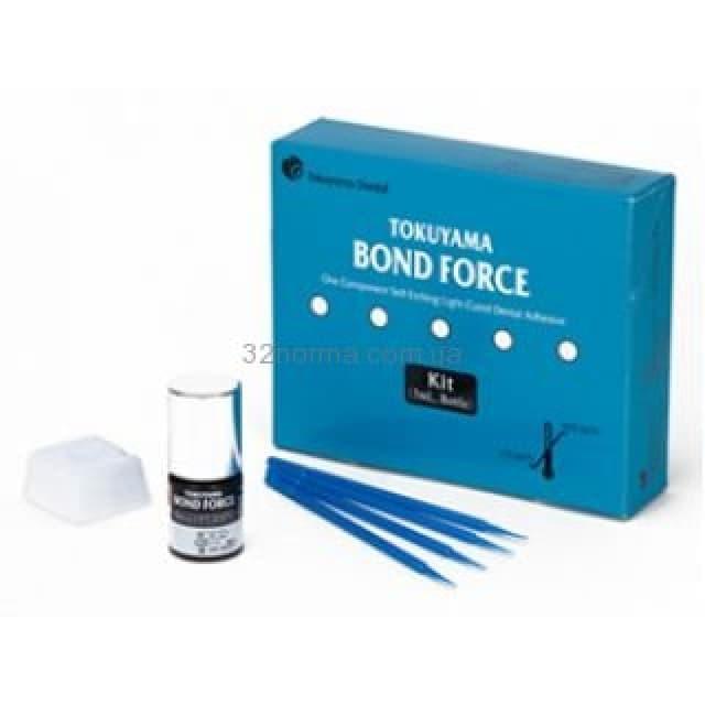 bond force ii адгезив tokuyama (токуяма бонд форс іі), 5мл фото 5