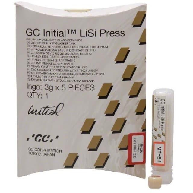 Initial LiSi Press